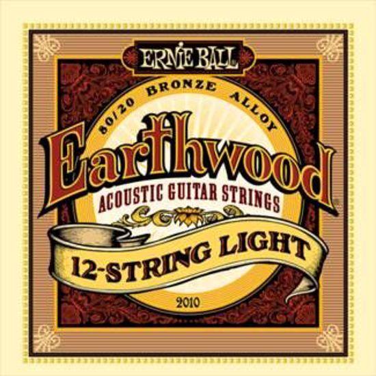 ERNIE BALL strune za akustično kitaro SET 2010 12-STRING 011-052
