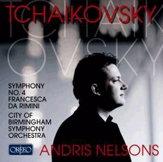 TCHAIKOVSKY:SYMPHONY NO.4/NELSONS