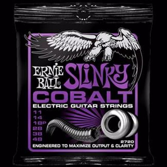 ERNIE BALL strune za električno kitaro SET 2720 011-048 COBALT POWER