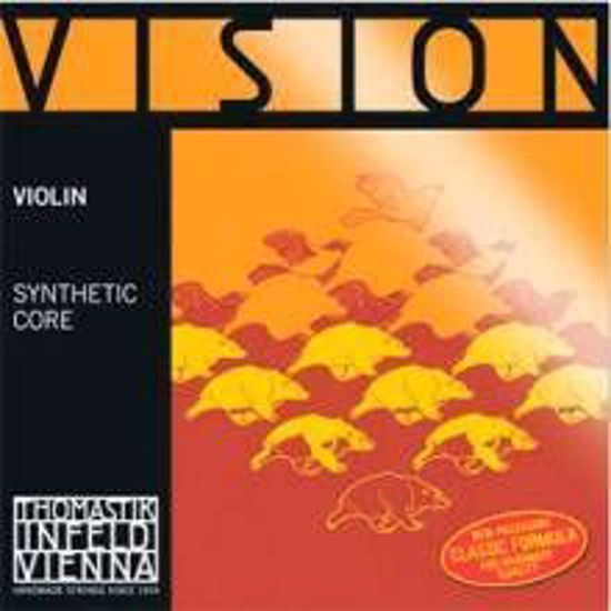 VISION STRUNA ZA VIOLINO D VI03 3/4