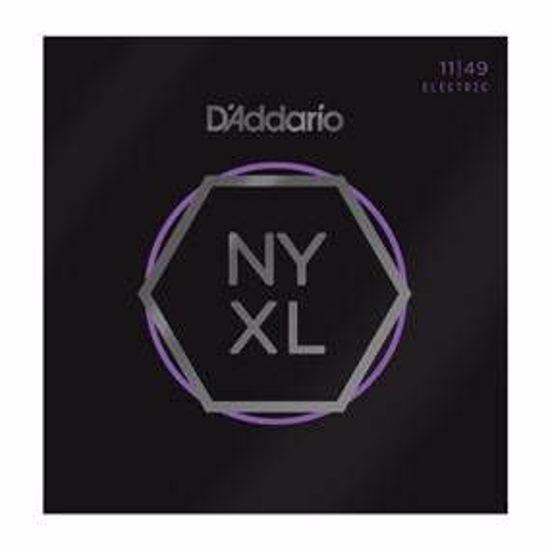 DAddario strune za električno kitaro NYXL1149 011-049