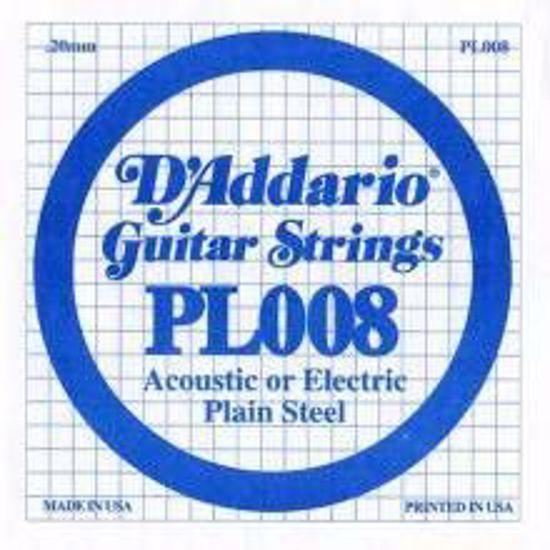 DAddario struna za akustično ali električno kitaro PL008