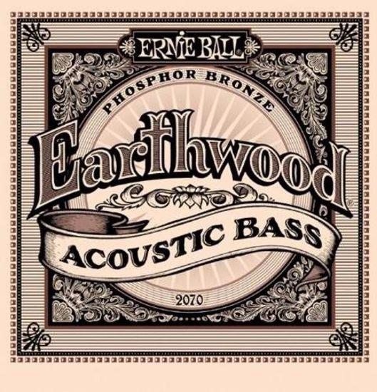 ERNIE BALL strune za akustični bas SET 2070 045-095 BRONZE