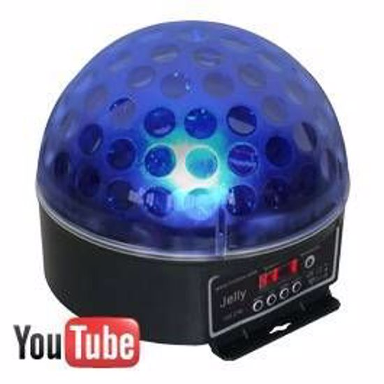BEAMZ MAGIC JELLY DJ BALL 153.216