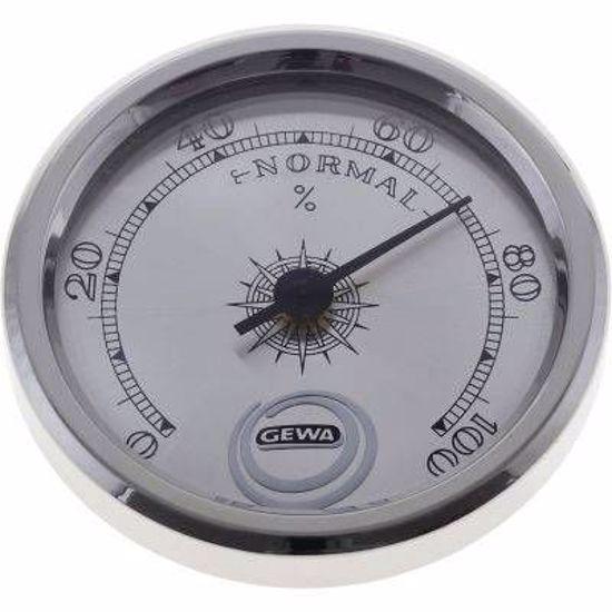 Hygrometer merilec vlage za violinski kovček - silver