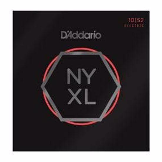 Strune D'Addario el. kitara NYXL1052 010-052