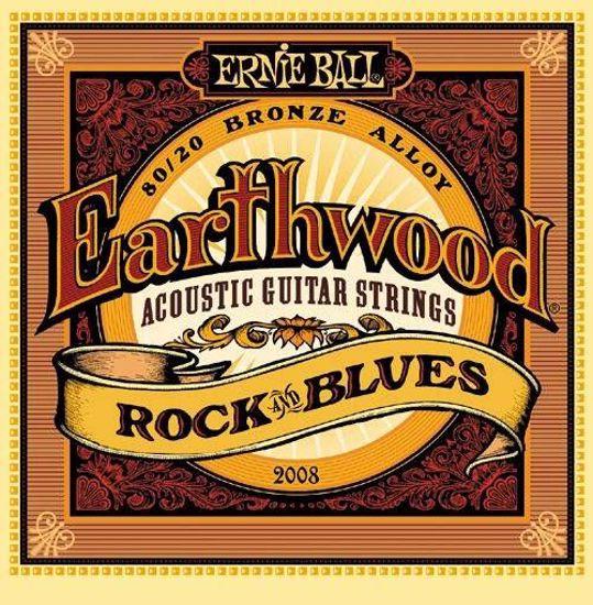 ERNIE BALL strune za akustično kitaro SET 2008 010-052