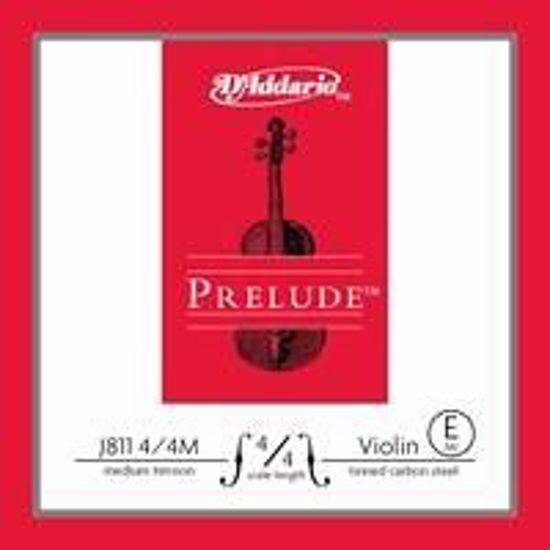 Struna Prelude za violino E 4/4 Med j811 4/4M