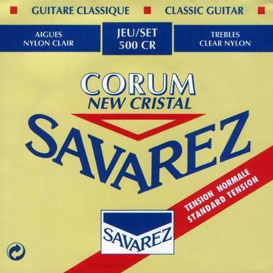 Strune Savarez New Cristal Corum kitara 500CR