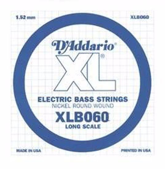 DAddario struna za bas kitaro XLB060