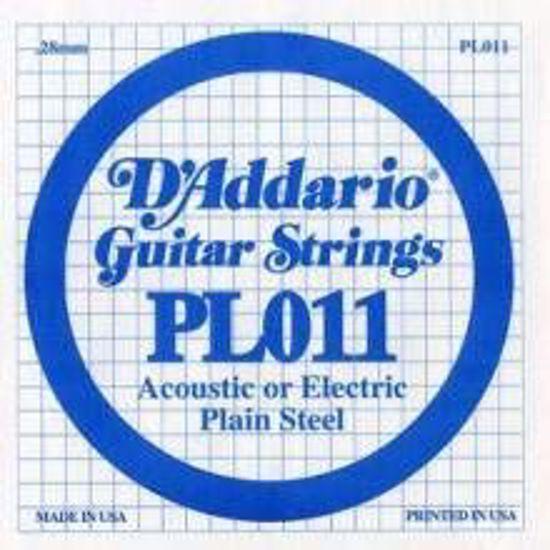 DAddario struna za akustično ali električno kitaro PL011