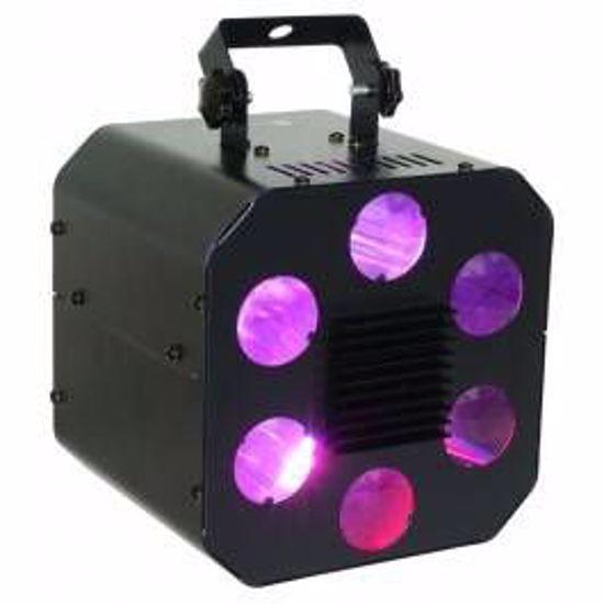 BEAMZ Acis LED 6-Way Effect 9W 153.387