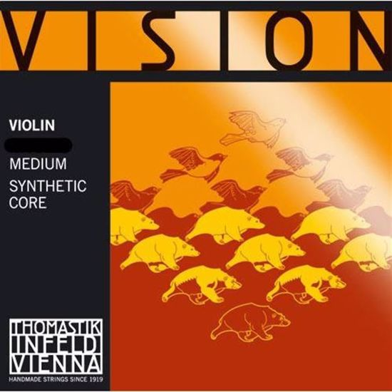 VISION STRUNA ZA VIOLINO A VI02 1/2 MEDIUM