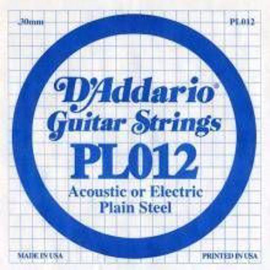Struna D'Addario za Ak.Kitaro PL012
