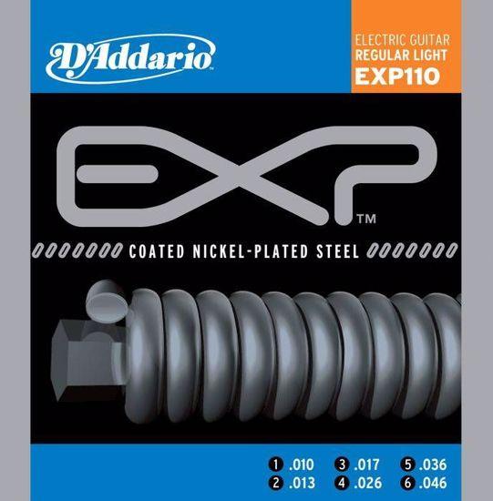 Strune D'Addario el.kitara EXP110  10-46