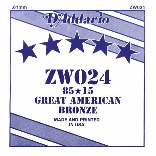 DAddario struna za akustično kitaro ZW024
