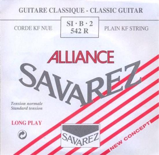 Struna Savarez kitara 2B 542R