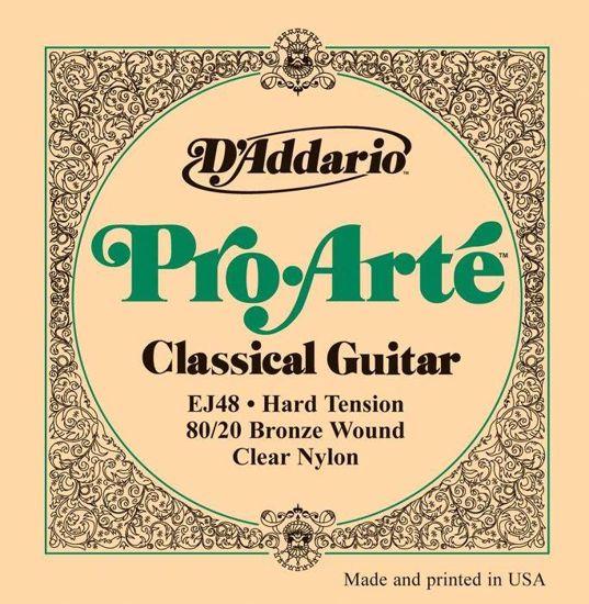 DAddario strune za klasično kitaro Pro Arte EJ48 Hard
