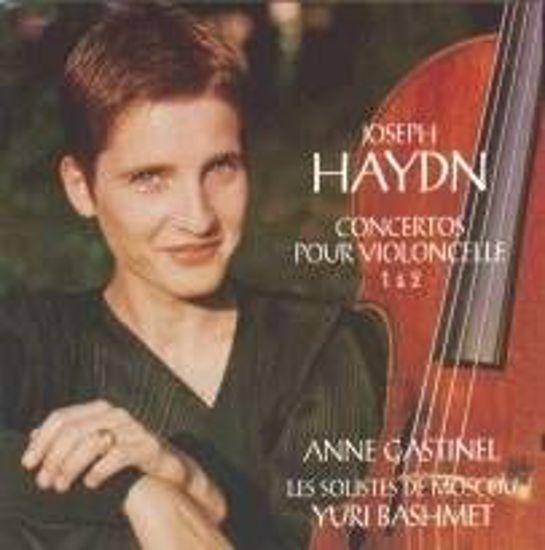 HAYDN-CONCERTOS POUR CELLO 1&2/GASTINEL