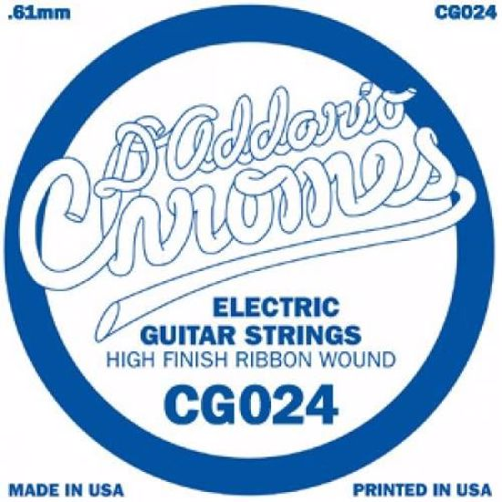 Struna D'Addario za E-Kitaro CG024 brušene