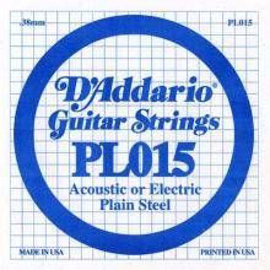DAddario struna za akustično ali električno kitaro PL015