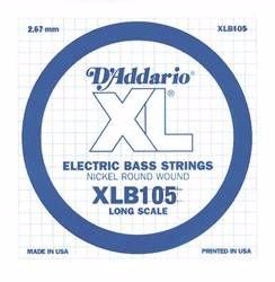 Struna D'Addario za bas Kitaro XLB105