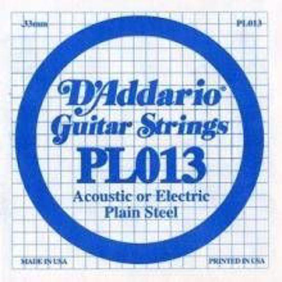 Struna D'Addario za Ak.Kitaro PL013