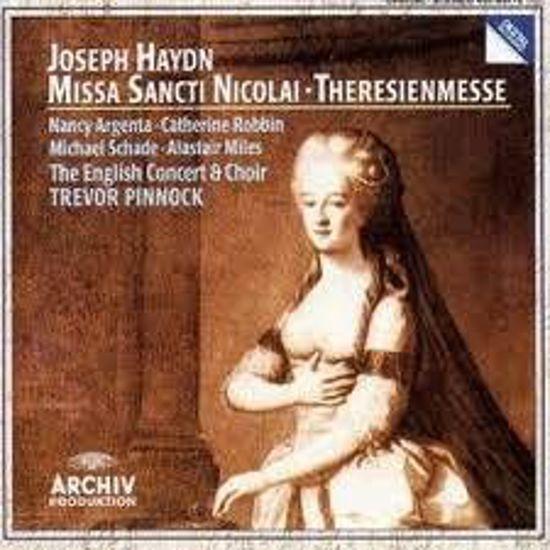 HAYDN - MISSA SANCTI NICOLAI-THERESIENME