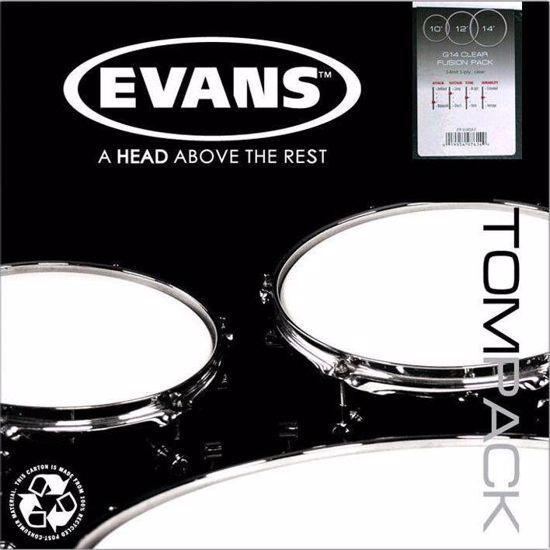 Opne Evans set G1 CLR ETP-G1CLR-F