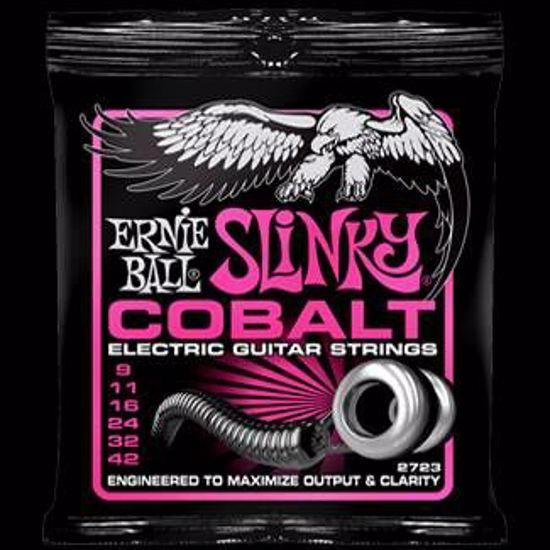 ERNIE BALL strune za električno kitaro SET 2723 009-042 COBALT SUPER
