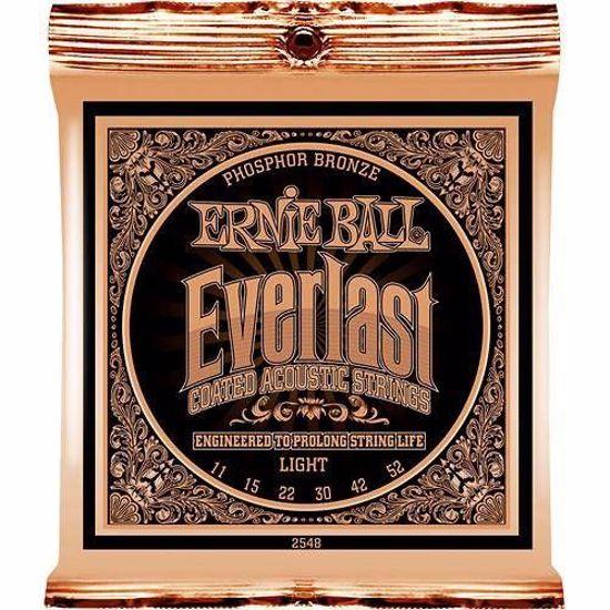 ERNIE BALL strune za akustično kitaro SET 2548 011-052 EVERLAST COATED