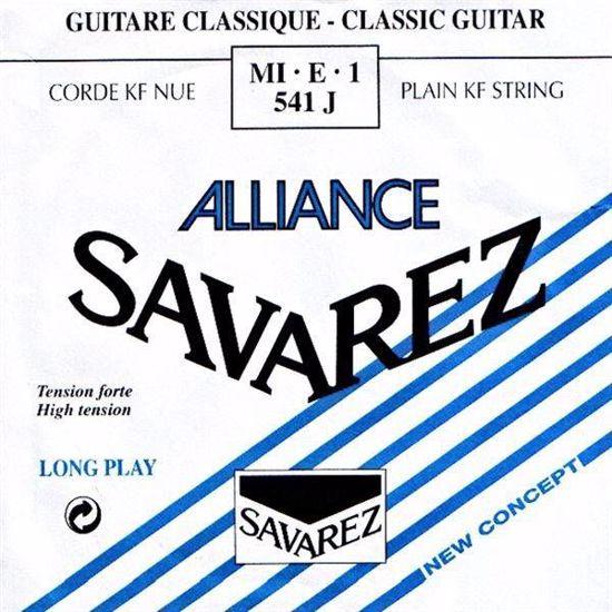 Struna Savarez kitara ALLIANCE BLEU 1E 541J