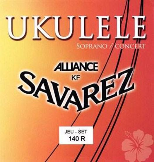 SAVAREZ SET 140RALLIANCE za ukulele