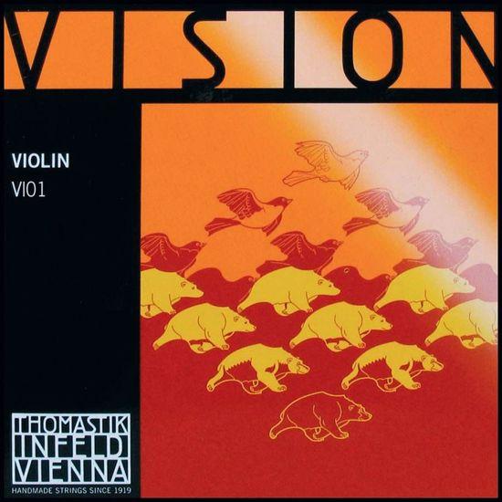 VISION STRUNA ZA VIOLINO E VI01 1/2