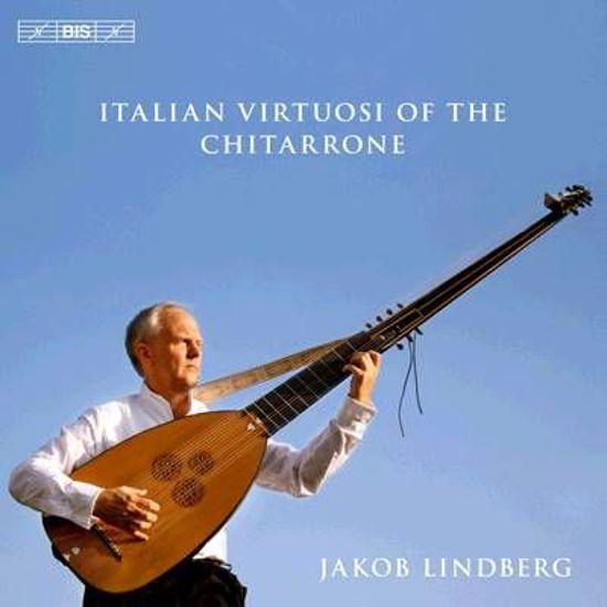 ITALIAN VIRTUOSI OF THE CHITARRONE/LINDBERG