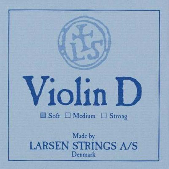 LARSEN STRUNA ZA VIOLINO 3 D SILVER STRONG