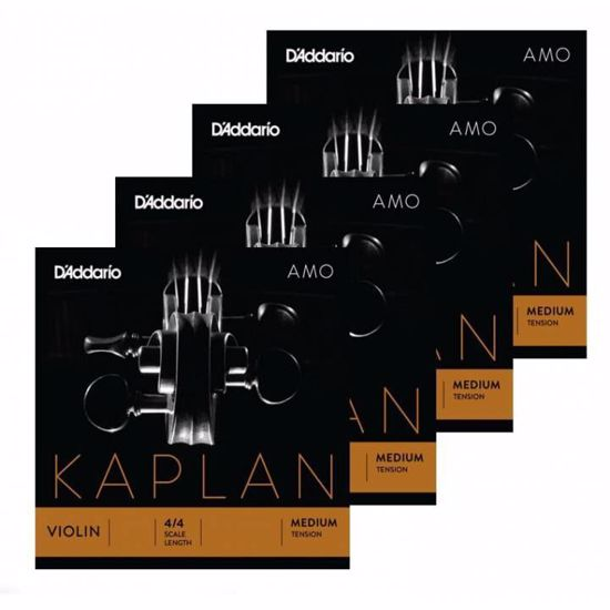 DADDARIO KAPLAN AMO SET ZA VIOLINO KA310 4/4M