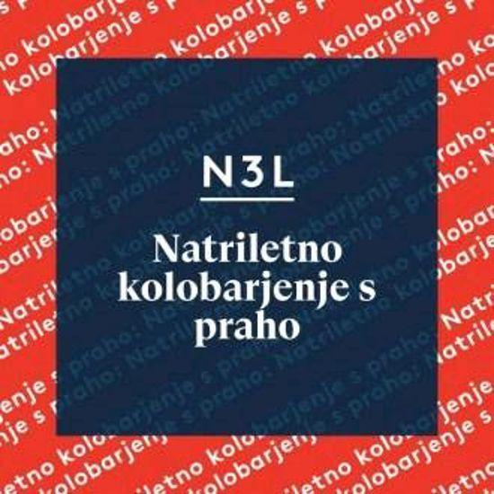 NATRILETNO KOLOBARJENJE S PRAHO/N3L