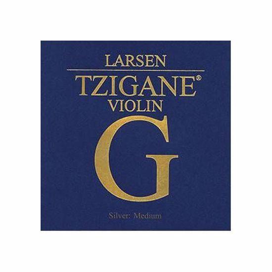 LARSEN TZIGANE STRUNA ZA VIOLINO 4 G SILVER/STRONG