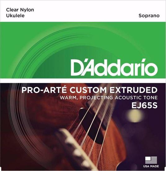 DAddario strune za sopran ukulele EJ65S