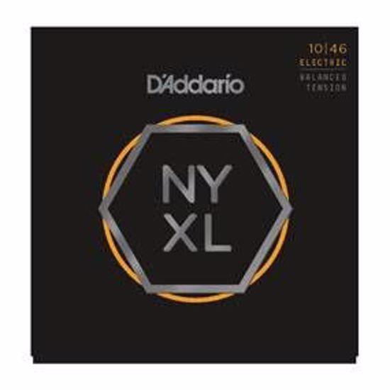 Strune D'Addario el. kitara NYXL1046BT  010-046