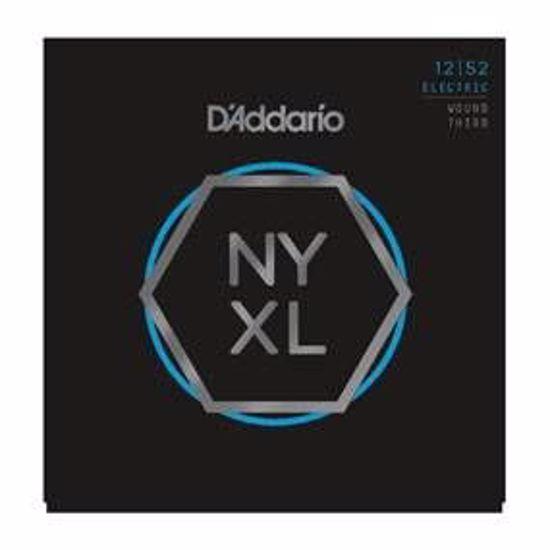 Strune D'Addario el. kitara NYXL1252W  011-052