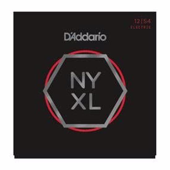 Strune D'Addario el. kitara NYXL1254  012-054