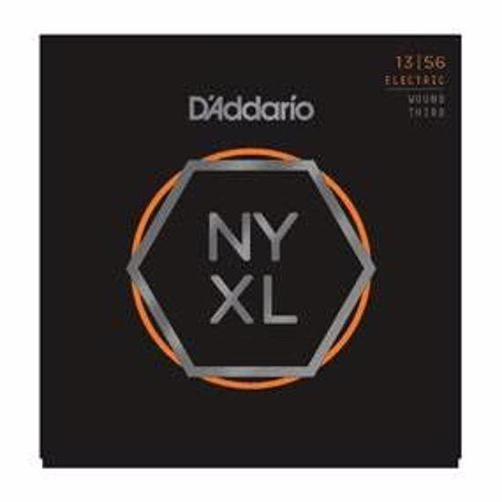 Strune D'Addario el. kitara NYXL1356W 013-056