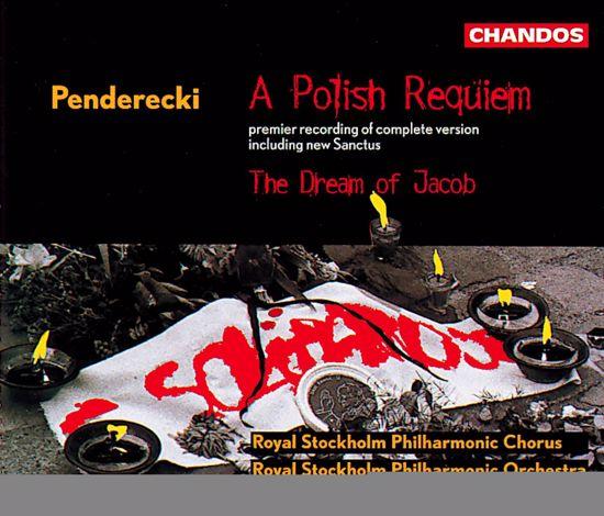 PENDERECKI: POLISH REQUIEM/PENDERECKI