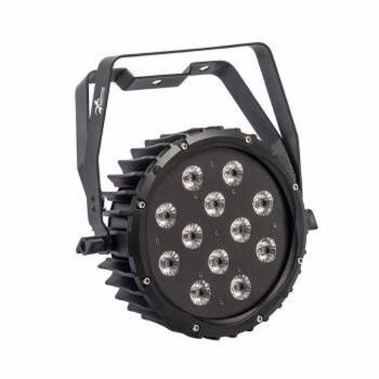 SAGITTER HALFPAR 12X10W LED RGBWA/FC HALFPAR12