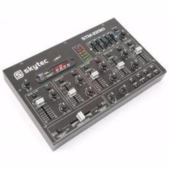 SKYTEC DJ MEŠALNA MIZA STM-2290 8ch 172.985