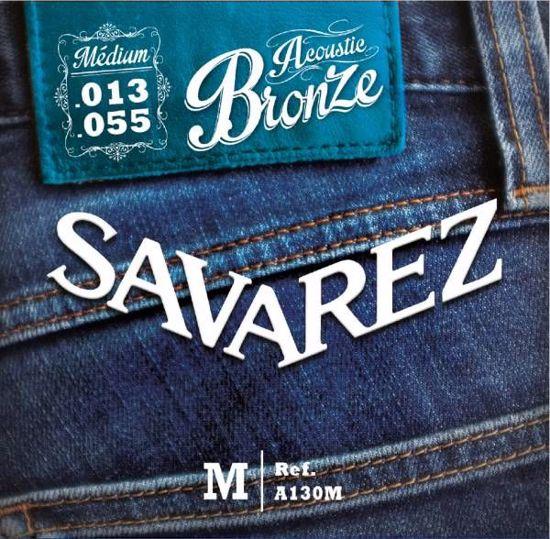 Strune Savarez ak.kitara A130M Bronze 13-55