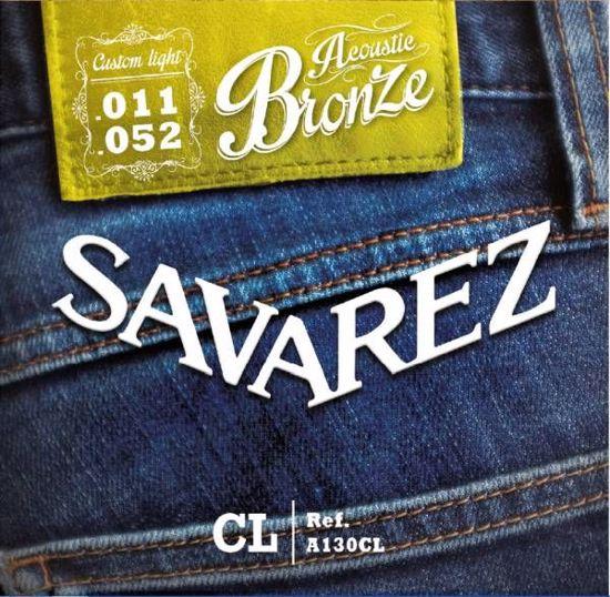 Strune Savarez ak.kitara A130CL Bronze 11-52