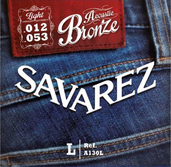 Strune Savarez ak.kitara A130L Bronze 12-53